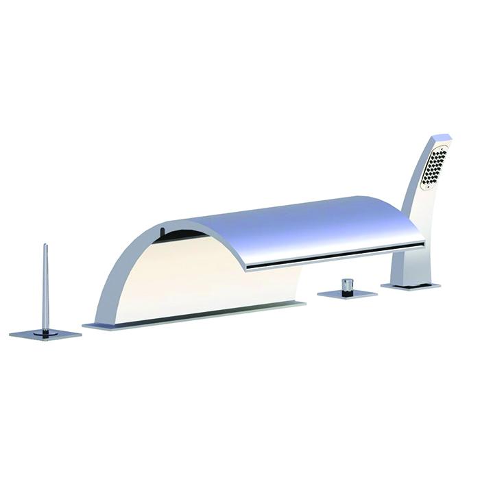 Robinetterie horus batterie de bain douche nouvelle vague - Horus robinetterie cuisine ...