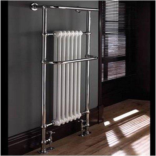 Radiateur retro imperial malmo 6 bar - Purger radiateur salle de bain ...