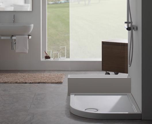 receveur de douche globo. Black Bedroom Furniture Sets. Home Design Ideas