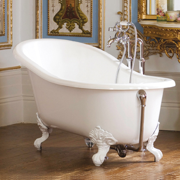 baignoire retro sur pied pas cher. Black Bedroom Furniture Sets. Home Design Ideas
