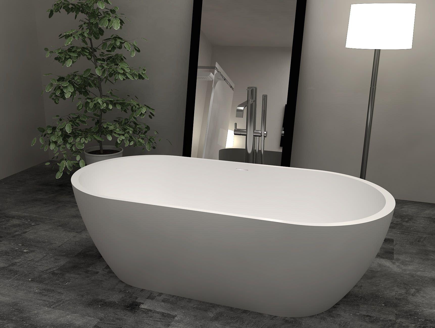 Baignoire Design Stone 180x80x54cm
