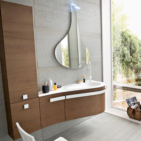 meuble de salle de bain birex - versa compo 5