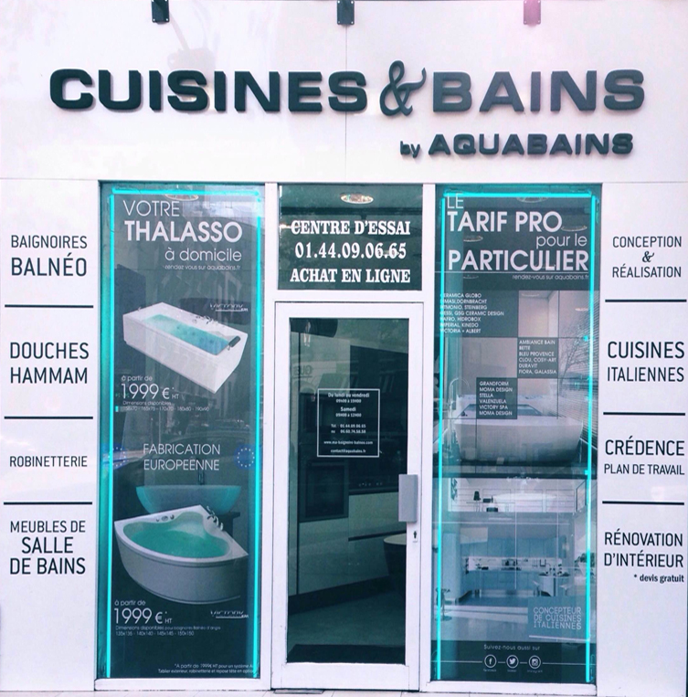 Aquabains Paris