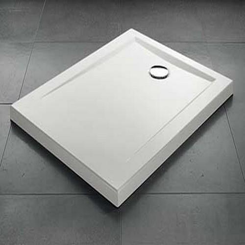 receveur de douche acrylique hafro zeroquattro 90x70cm hauteur 4cm. Black Bedroom Furniture Sets. Home Design Ideas