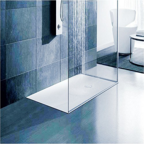 baignoire en corian interesting plan toilette sur mesure. Black Bedroom Furniture Sets. Home Design Ideas