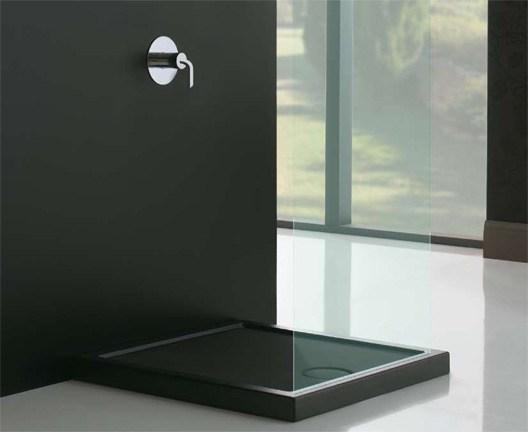 bac douche ceramique amazing receveurs de douche en. Black Bedroom Furniture Sets. Home Design Ideas