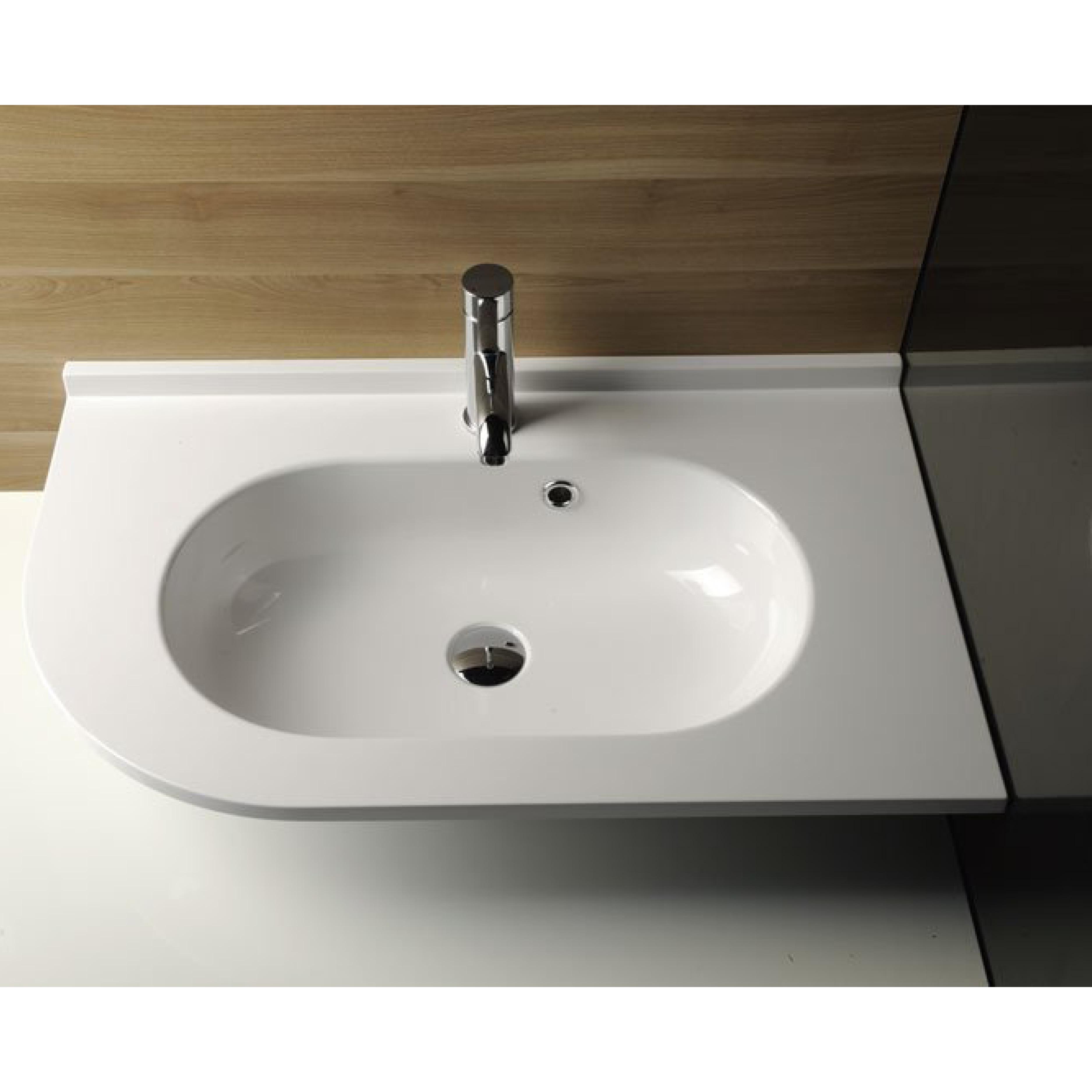 Vasque Dangle 75x45cm Pulse Bm658 Aquabains